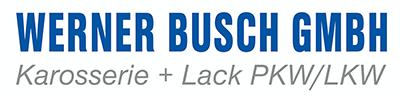 Werner Busch GmbH Logo
